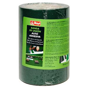 banda adhesiva cesped sintetico