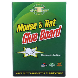 cintas para pegar ratones