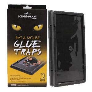 kingman adhesivo ratas