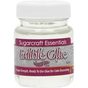 pegamento alimentos edible glue