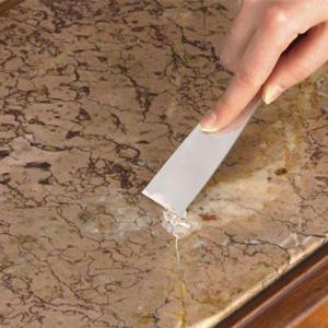 pegamento para marmol