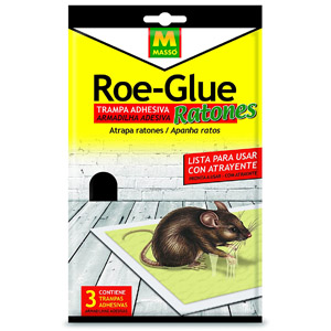 pegamento ratas y ratones