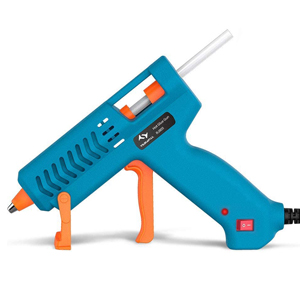 pistola silicona goma eva