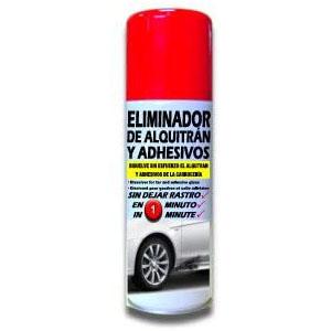 elimina adhesivos en spray